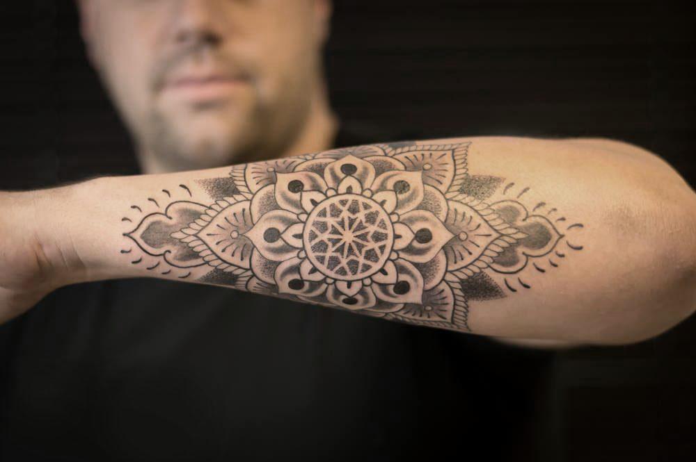 Mandala Tattoo: symboliek en betekenis