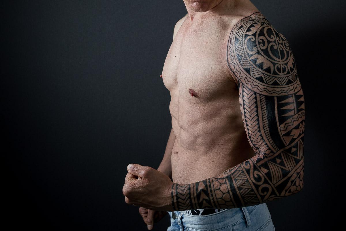 Polynesische Tattoo: krachtig en tijdloos