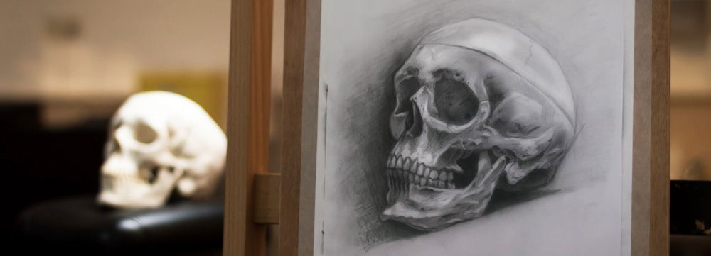 Skull tattoo – Ode aan het leven
